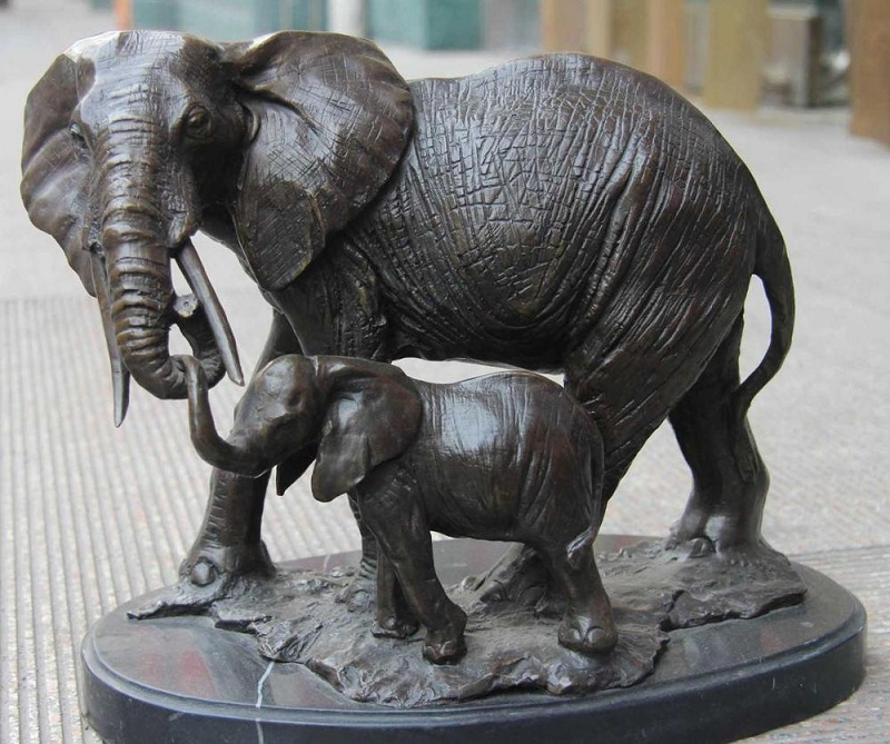 slon majka