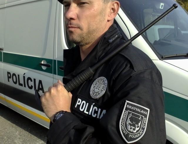 slovacka policija