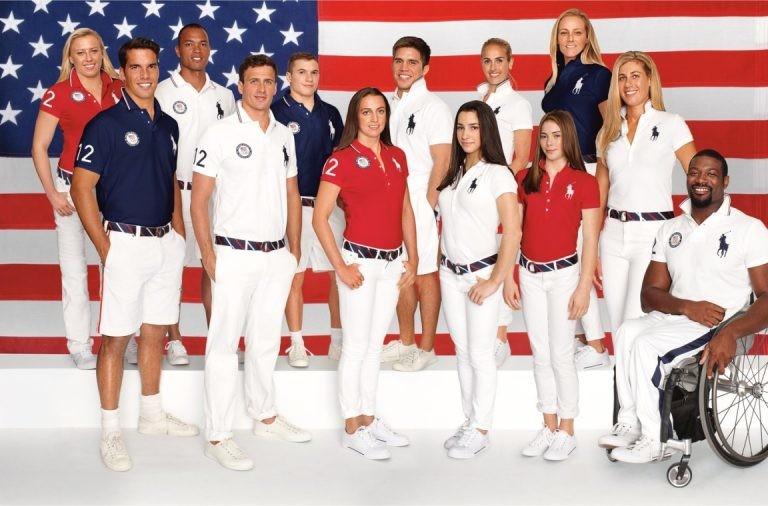 sportisti Amerika LOI Rio