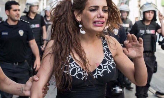 transrodova aktivistka Turcija
