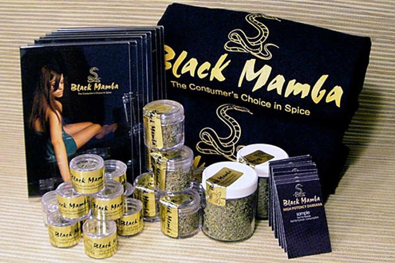 crna mamba