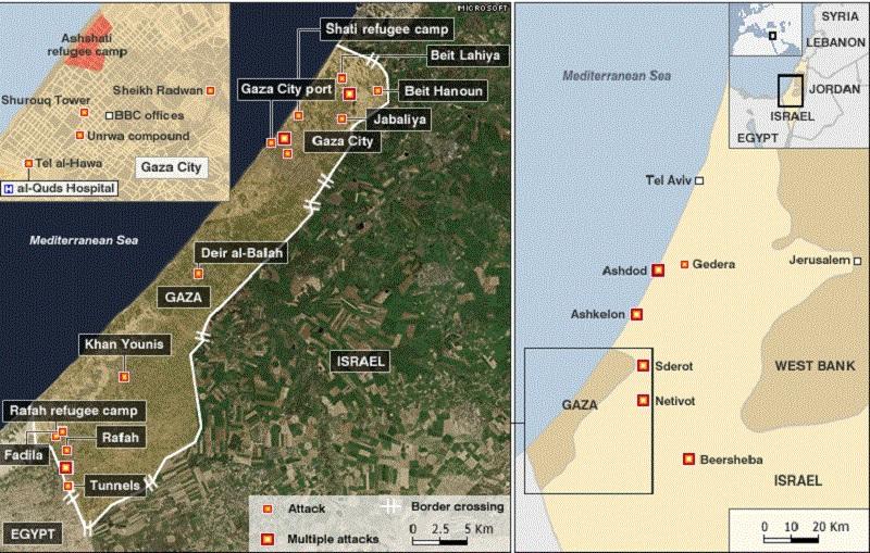 gaza-izrael