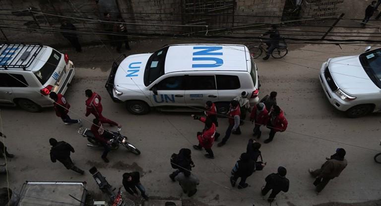 humanitaren-konvoj
