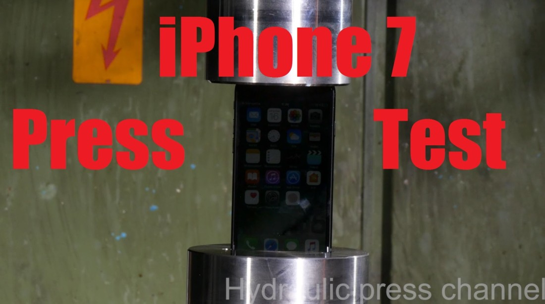 iphone-7-hydraulic-press
