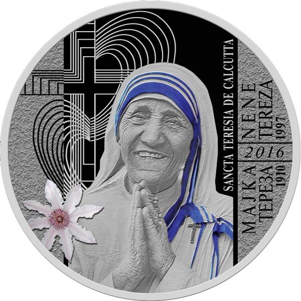 kovana para Majka Tereza
