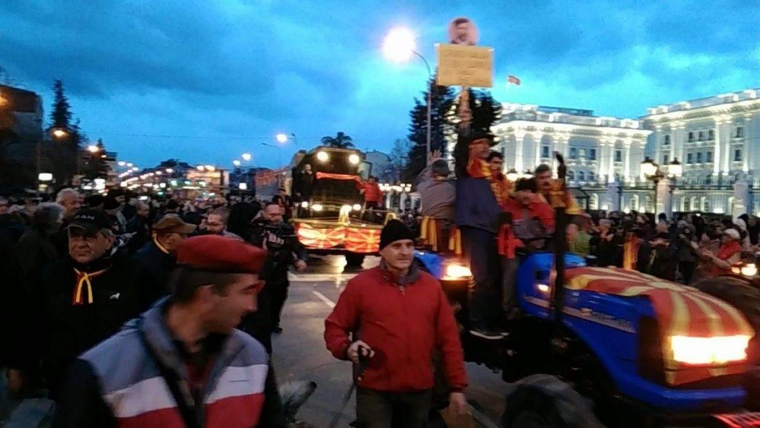 За заедничка Македонија најави  топол  пречек за Хан