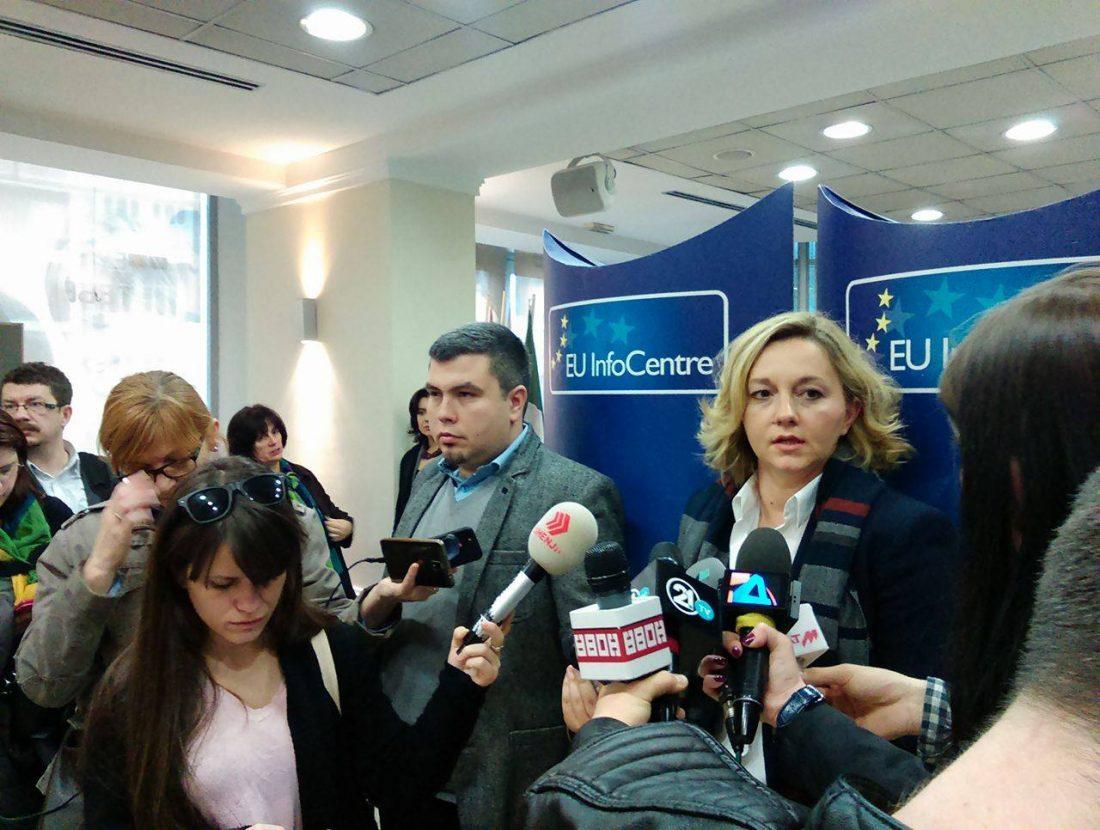 Fani Karanfilova i Bojan Maricic