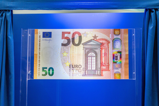 Germany New Euro Banknote