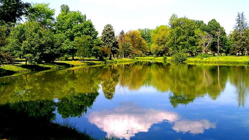 Gradski park Skopje