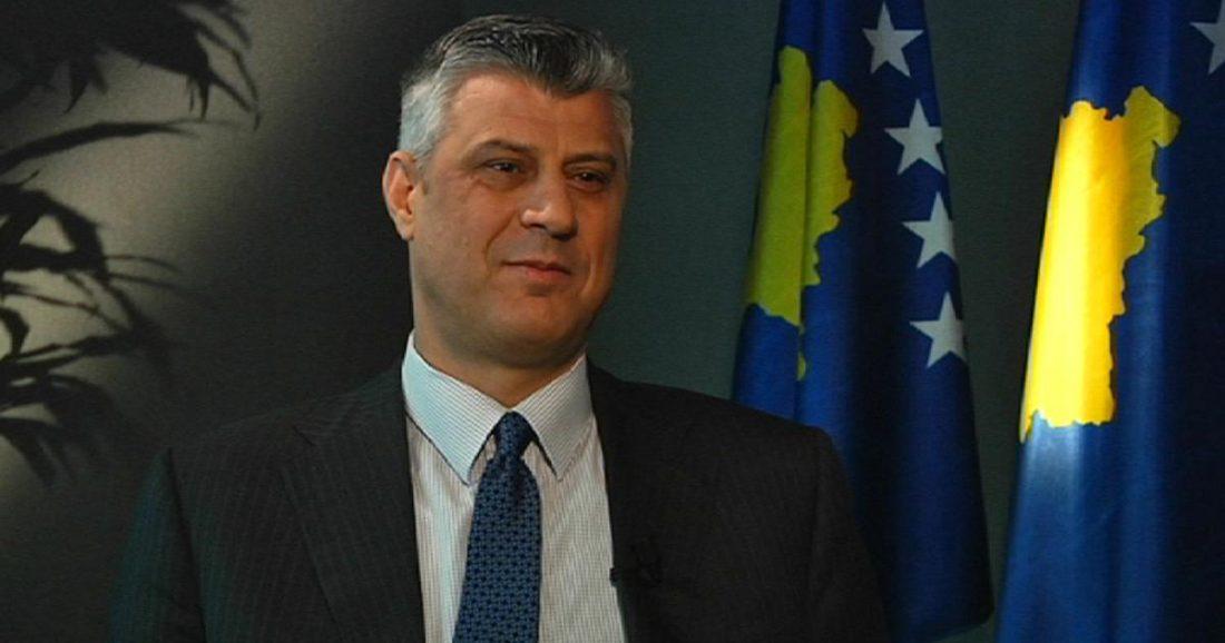 Тачи  Белград под притисок ќе дозволи формирање на војска на Косово