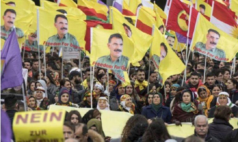 kurdi protest