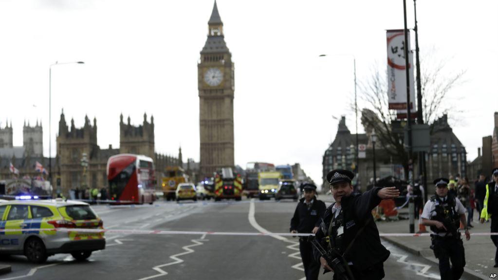 london napad