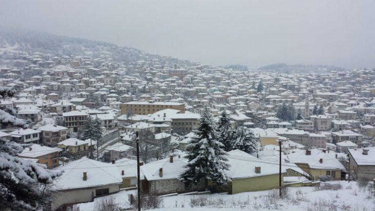 krushevo sneg