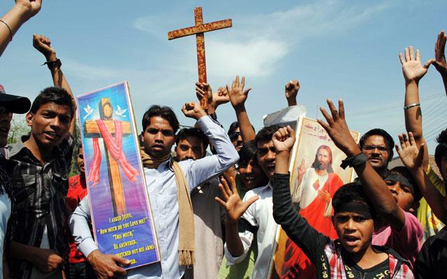 pakistan hristijani