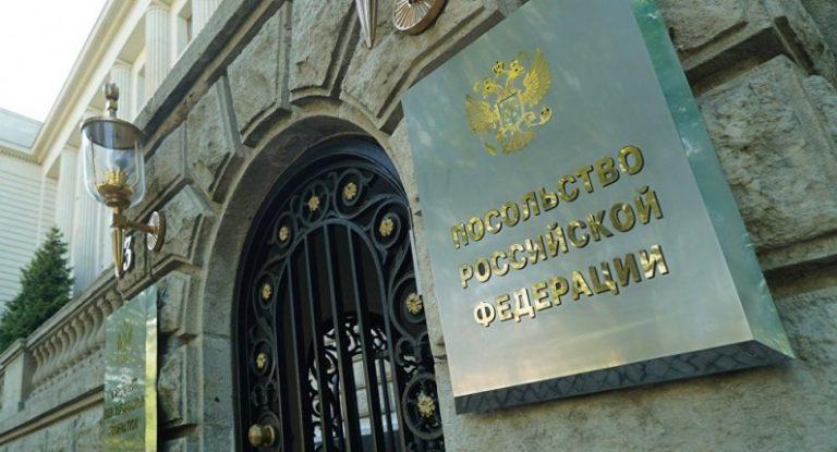 ruska ambasada Berlin