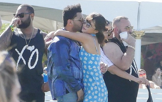 selena i the weeknd
