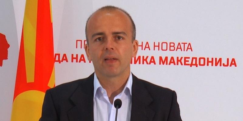Со ребалансот на буџетот треба да се намалат непотребните трошоци  тврди Тевдовски
