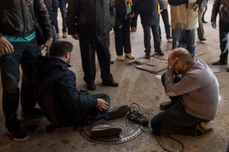 a1on napad novinari