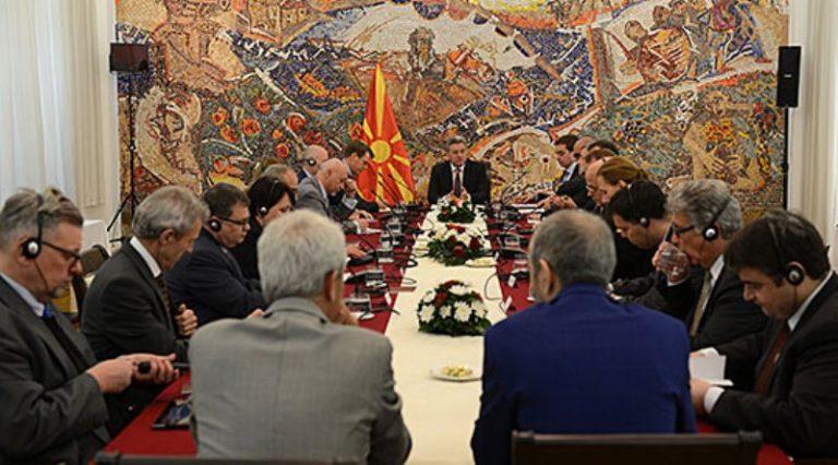 gorge ivanov i ambasadori