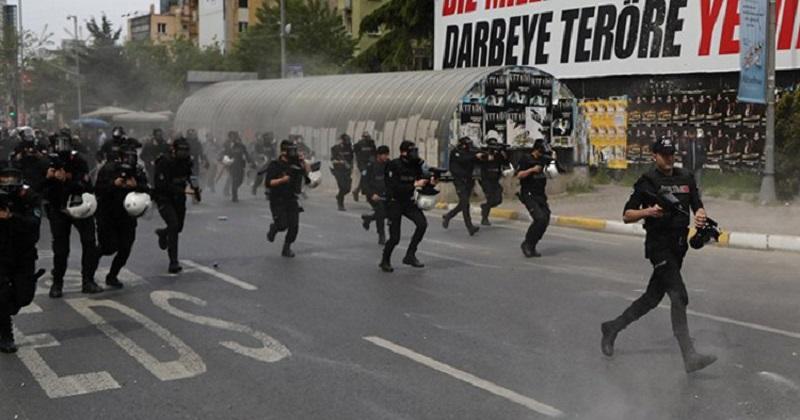 istanbul 1 maj