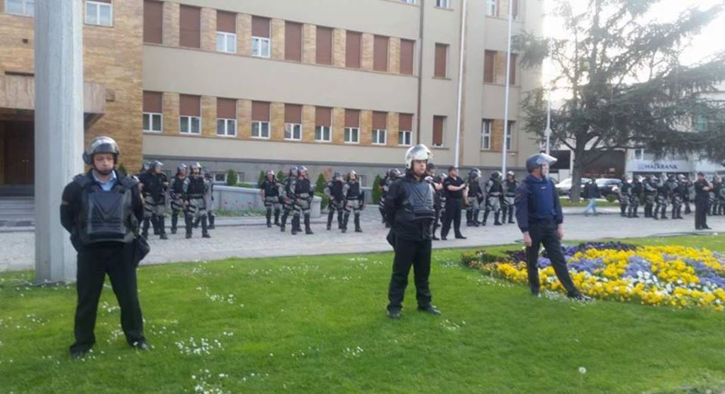 policiski sindikat