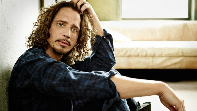 You know Chris Cornell from Soundgarden, but his new album, Higher Truth, is a solo project.