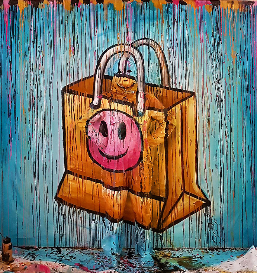 Final-Shopping-bag-flesh-and-acrylic-ben-heine-art-5936c94a33568__880