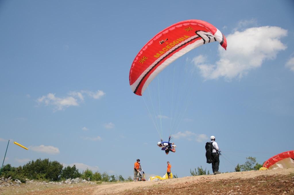 Macedonia-paragliding
