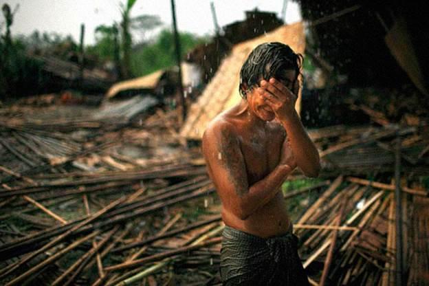 Жртва на елементарна катастрофа која оставила милион луѓе без дом