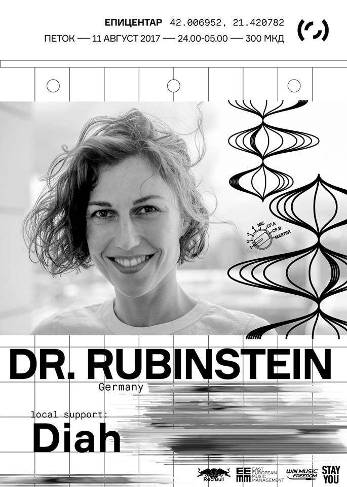 dr Rubinstein