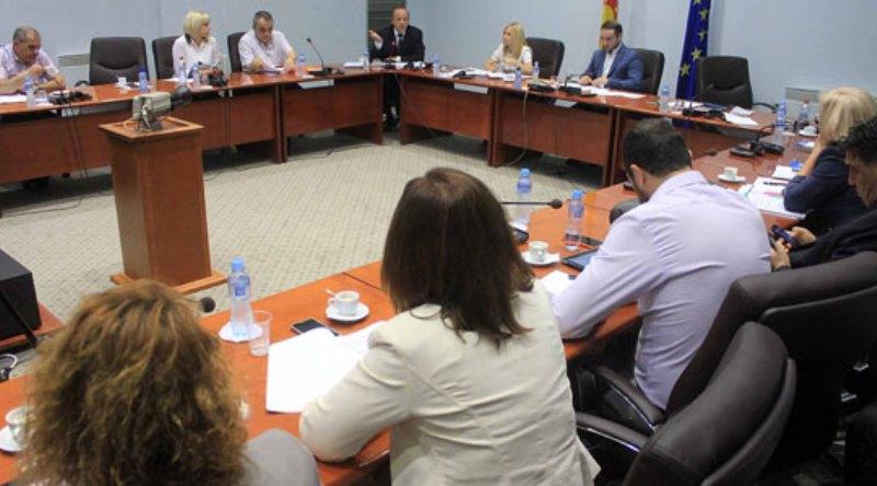 komisija za politicki sistem